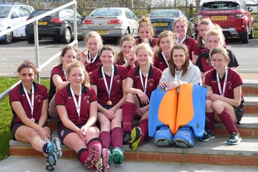 U18 Girls Apr 2013 001
