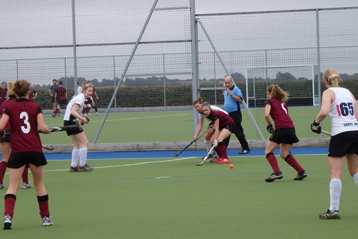 Ladies 2s v West Hampstead 001