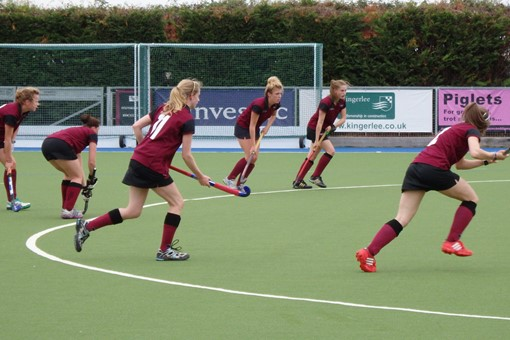 Ladies 2s v West Hampstead 002