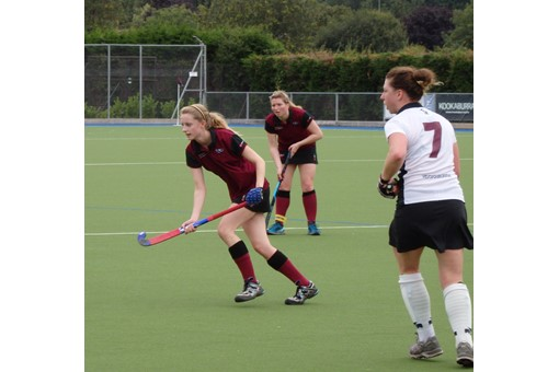 Ladies 2s v West Hampstead 004