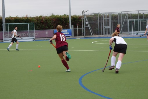 Ladies 2s v West Hampstead 009