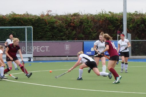 Ladies 2s v West Hampstead 010