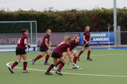 Ladies 2s v West Hampstead 011