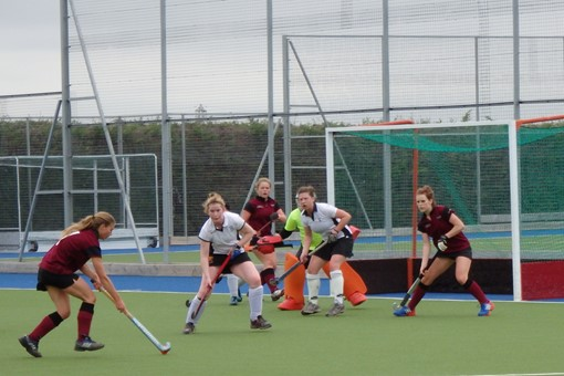 Ladies 2s v West Hampstead 012