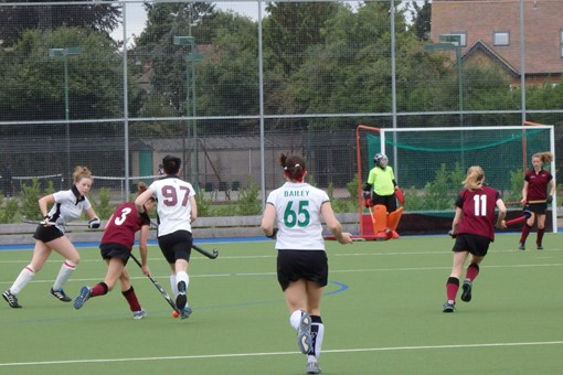 Ladies 2s v West Hampstead 016