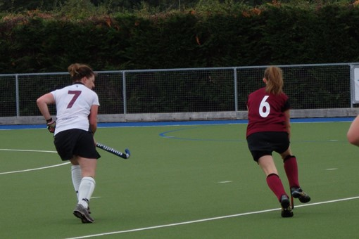 Ladies 2s v West Hampstead 018