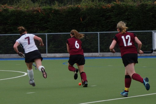Ladies 2s v West Hampstead 019