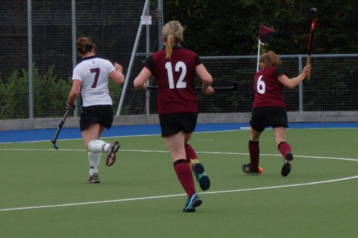 Ladies 2s v West Hampstead 020