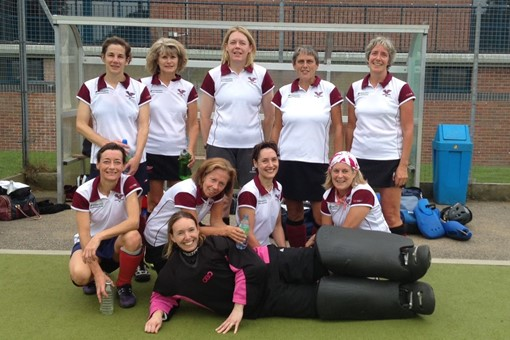 Ladies' Masters at Haslemere 001