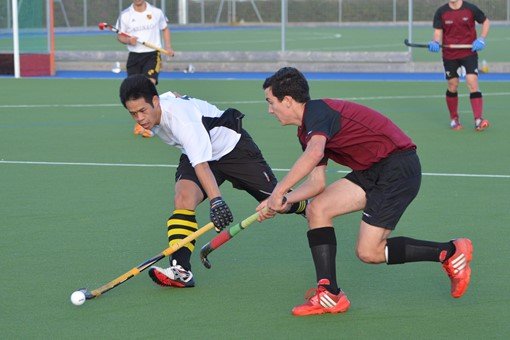 Men's 2s v Purley Walcountians 014