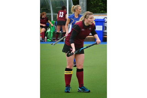 Ladies' 2s v PHC Chiswick 001