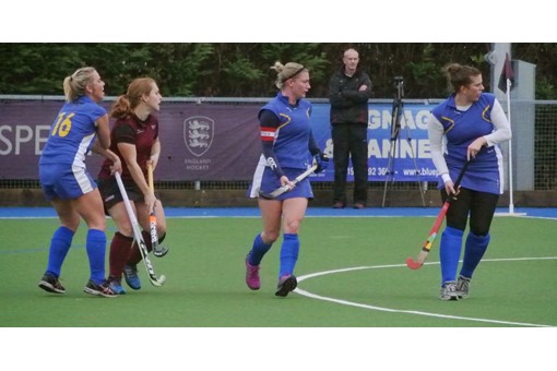 Ladies' 2s v PHC Chiswick 009