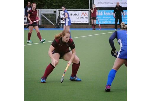 Ladies' 2s v PHC Chiswick 010