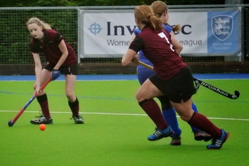 Ladies' 2s v PHC Chiswick 021
