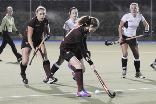 Ladies' 1s v Barnes 001