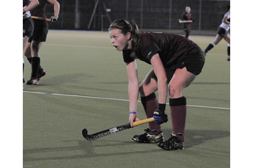 Ladies' 1s v Barnes 006
