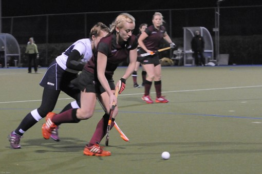 Ladies' 1s v Barnes 016