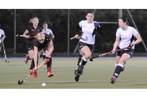 Ladies' 1s v Barnes 022