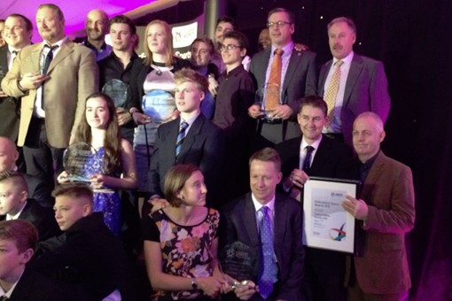 Oxfordshire Sport Awards 2013