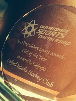 Oxfordshire Sport Awards 001