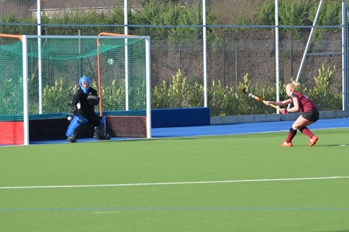 Ladies' 1s v Exe 002