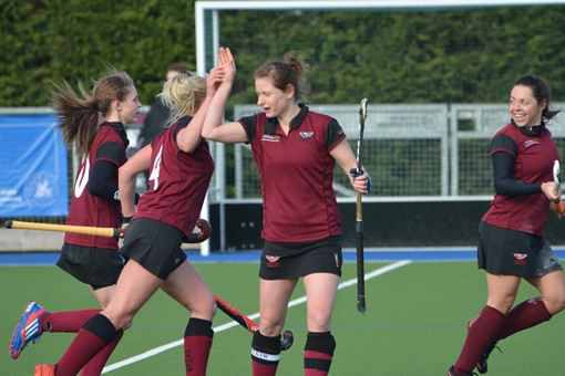 Ladies' 1s v Exe 006
