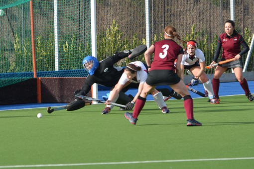 Ladies' 1s v Exe 010