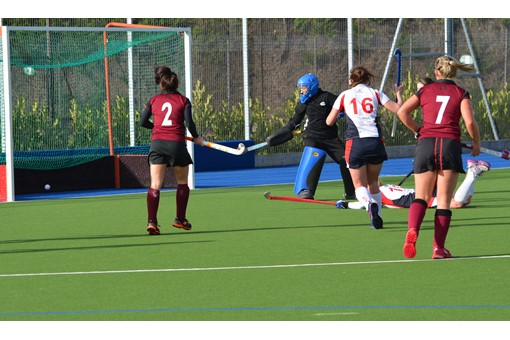 Ladies' 1s v Exe 011