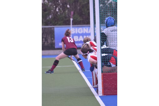 Ladies' 1s v Exe 013