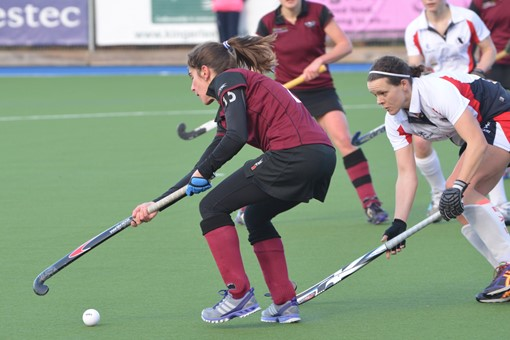 Ladies' 1s v Exe 016
