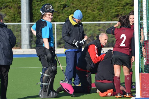 Ladies' 1s v Exe 018