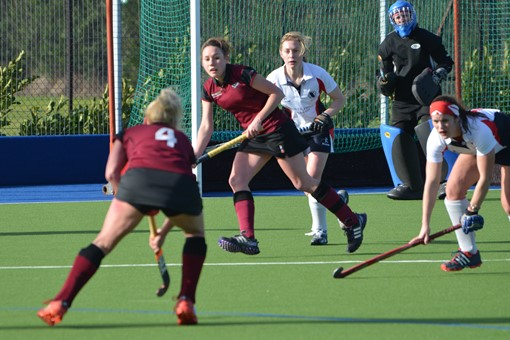 Ladies' 1s v Exe 024