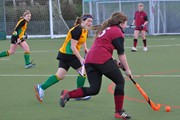 Ladies 5s play Wokingham HC 002