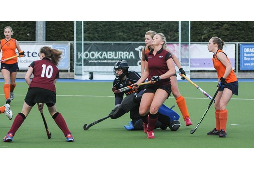 Ladies' 1s v Swansea 003