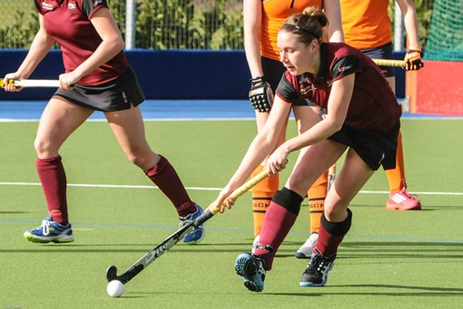 Ladies' 1s v Swansea 007