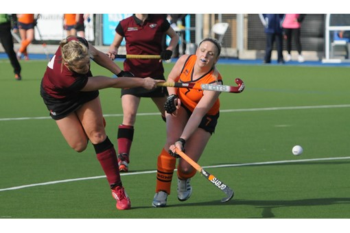 Ladies' 1s v Swansea 008