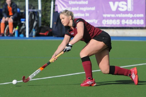 Ladies' 1s v Swansea 011