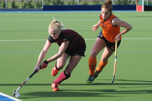 Ladies' 1s v Swansea 013