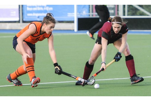 Ladies' 1s v Swansea 015