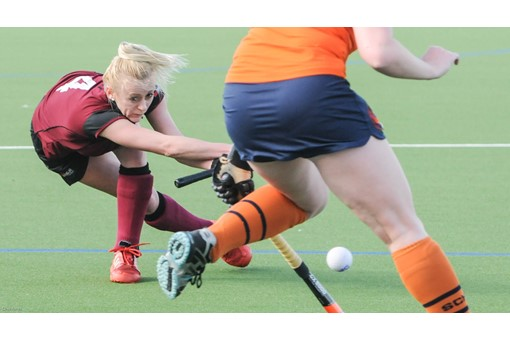 Ladies' 1s v Swansea 016