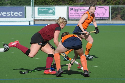 Ladies' 1s v Swansea 020