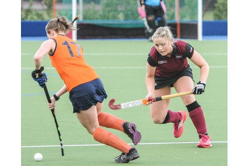 Ladies' 1s v Swansea 023