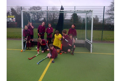 Under 12s at In2Hockey Banbury 1/3/14 009