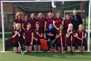 Ladies' 5s team March 2014 001