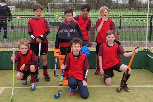 U12 Boys at Oxford Tournament 003