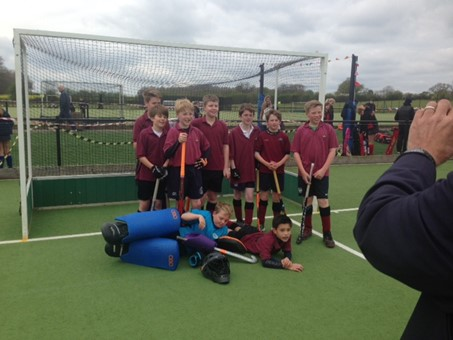 U12 Boys at Oxford Tournament 007