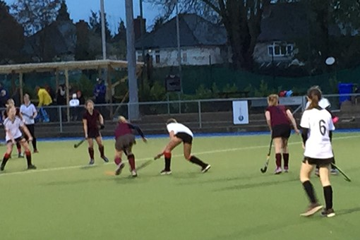 Ladies' 6s v Buckingham 001
