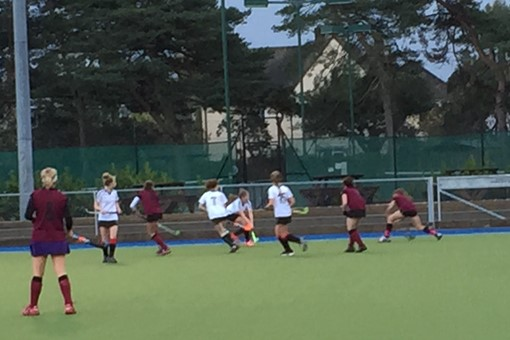 Ladies' 6s v Buckingham 002