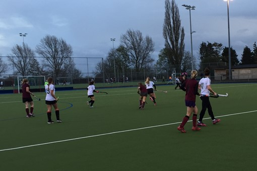 Ladies' 6s v Buckingham 003