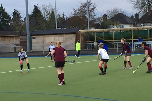 Ladies' 6s v Buckingham 005